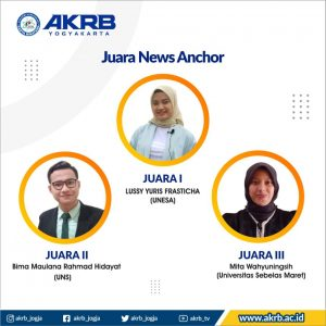 AWARDING AKRB BROADCASTING COMPETITION 2021